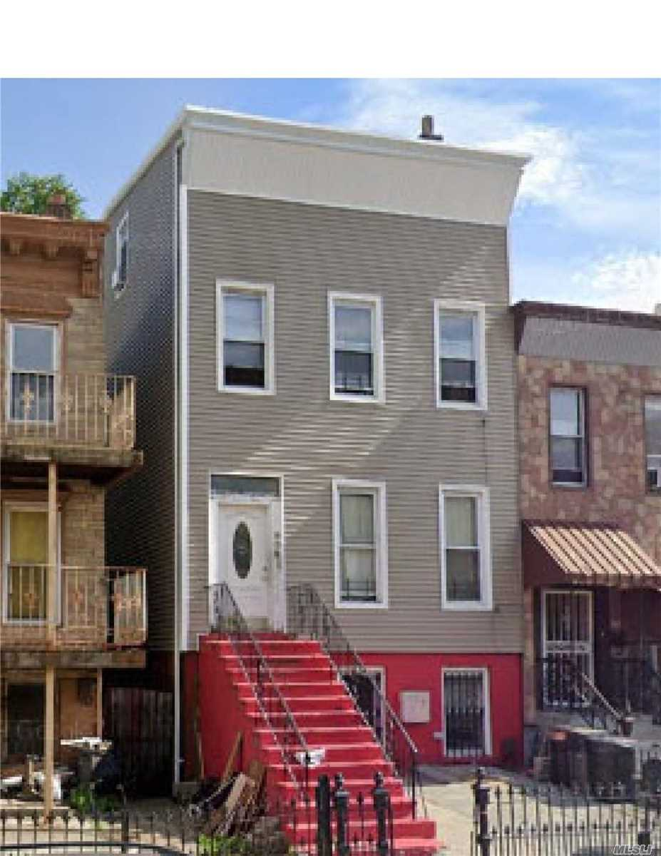 Residential For Sale in 904 Putnam Ave, Brooklyn, NY ,11221