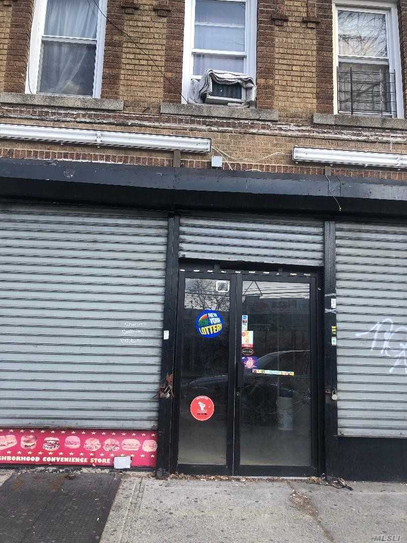 Commercial for lease in 107-07 Rockaway Boulevard, Ozone Park, NY ,11420