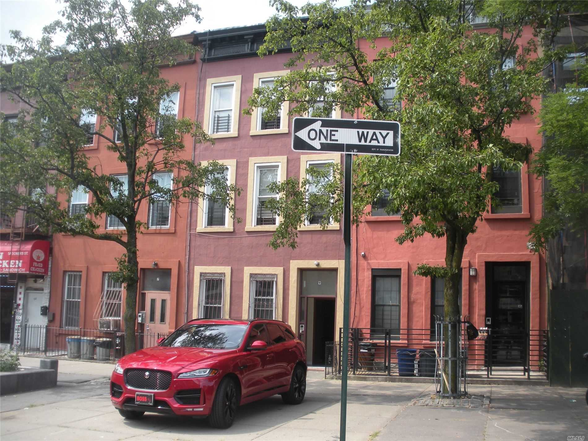 Residential For Sale in 9 Somers St, Brooklyn, NY ,11233