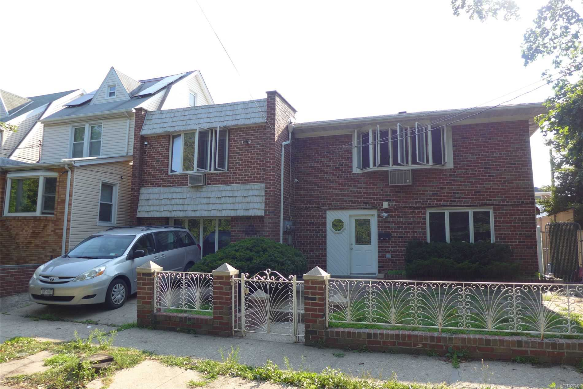 Residential For Sale in 15518 102 St, Howard Beach, NY ,11414