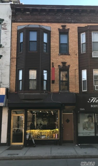 Commercial for sale in 128 Nassau Ave, Brooklyn, NY ,11222