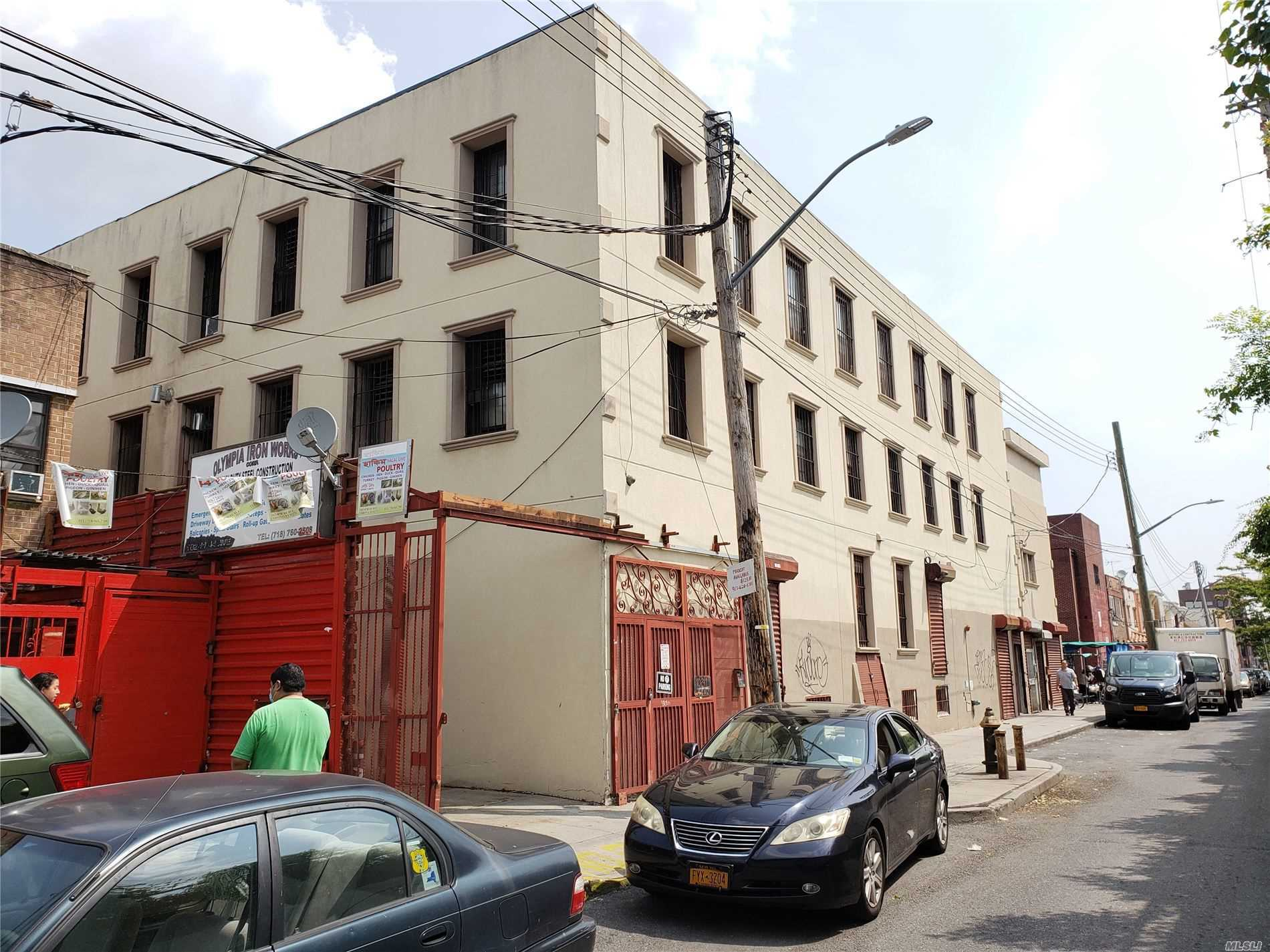 Commercial for sale in 102-11/19 44 Ave, Corona, NY ,11368