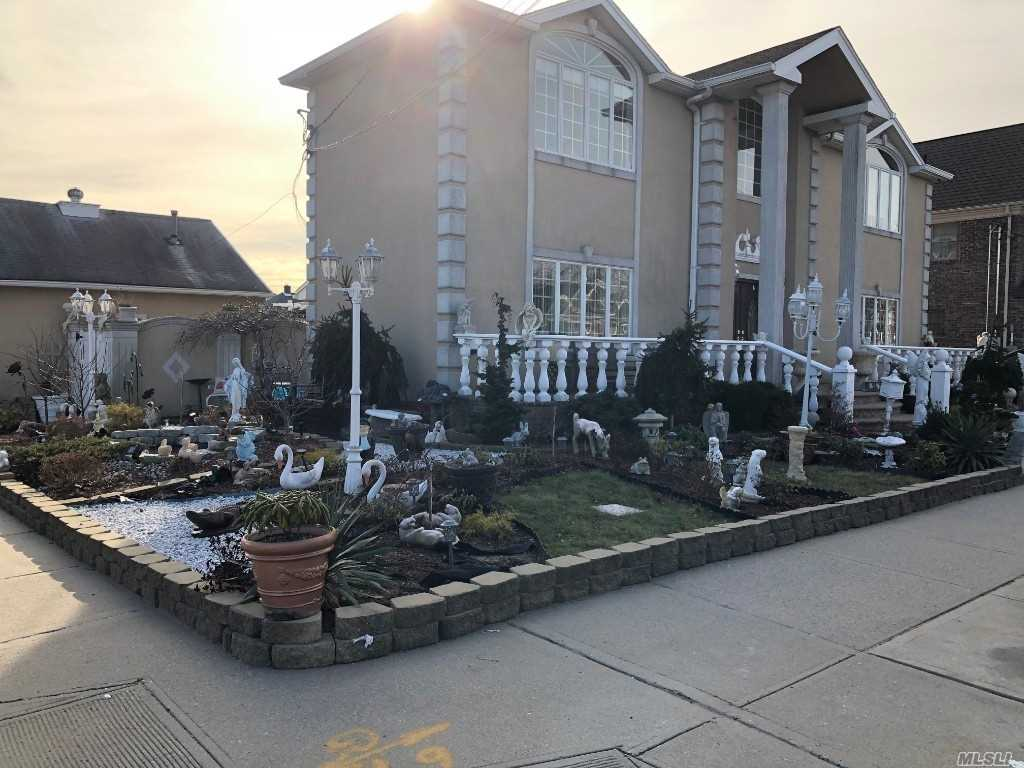Residential For Sale in 9916 160th Ave, Howard Beach, NY ,11414