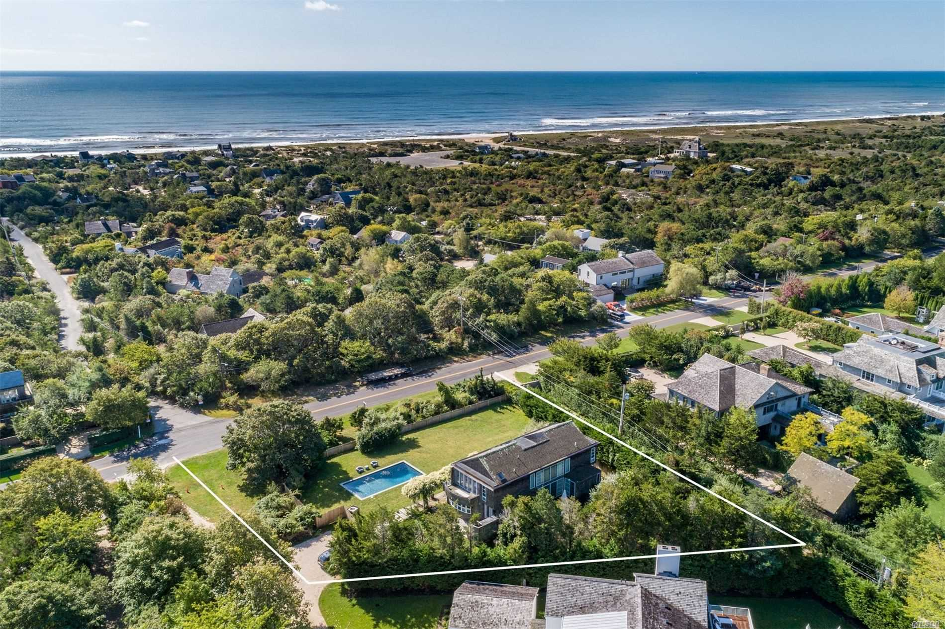 Residential For Sale in 190 Bluff Rd, Amagansett, NY ,11930