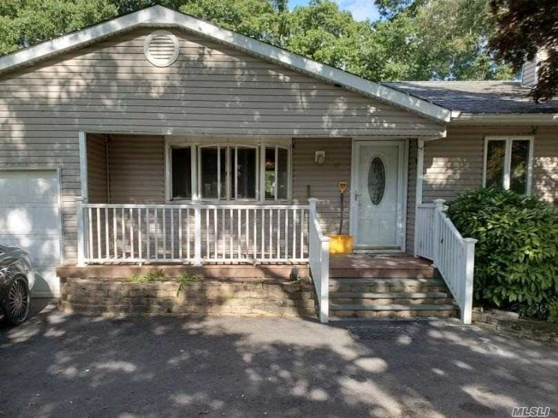 Residential For Sale in 47 Mayfield Dr, Mastic Beach, NY ,11951