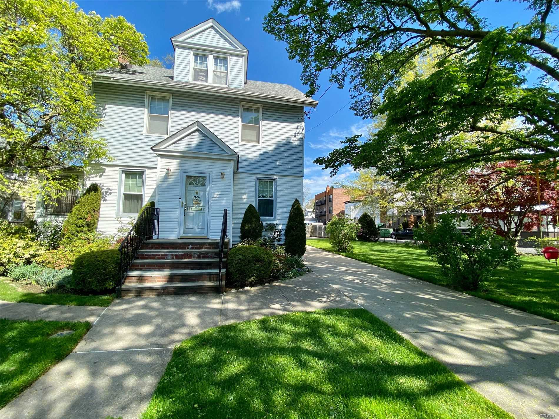 Residential For Sale in 14-75 154th St, Beechhurst, NY ,11357