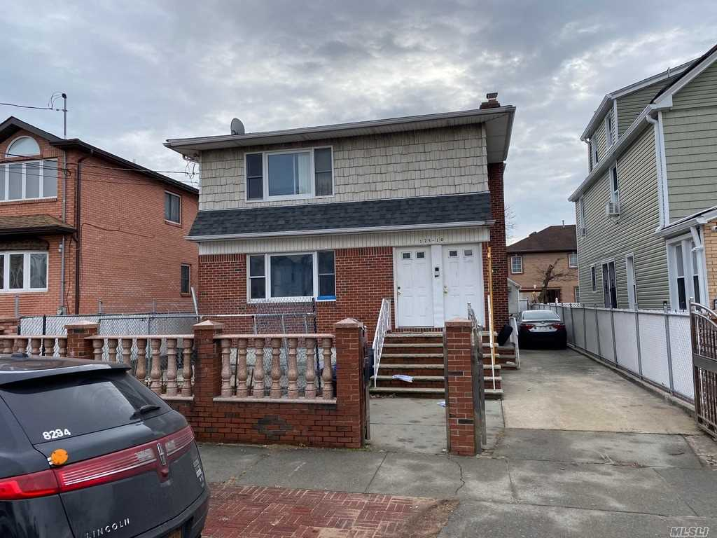 Residential For Sale in 125-10 133 Ave, S. Ozone Park, NY ,11420
