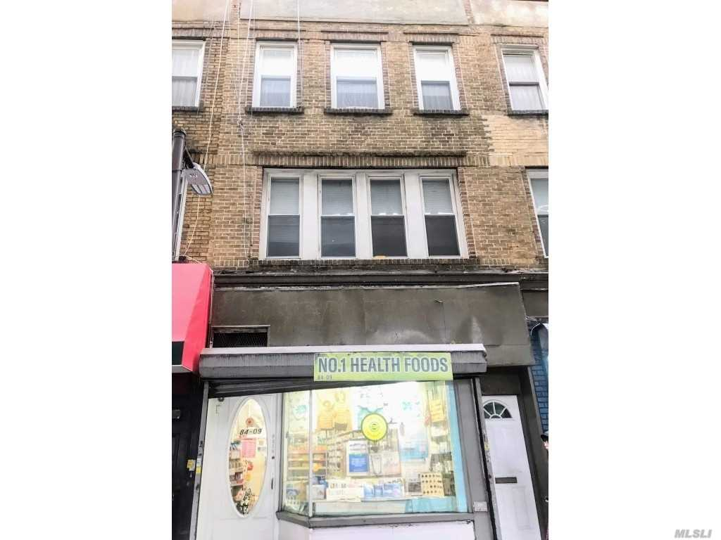 Commercial for sale in 84-09 Jamaica Ave, Woodhaven, NY ,11421