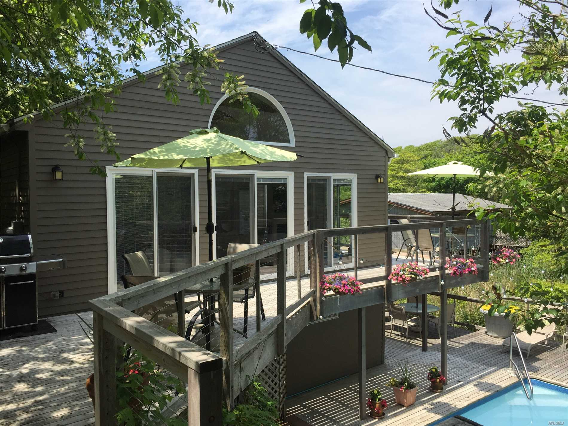 Residential For Sale in 334 Ozone Walk, Fire Island Pine, NY ,11782