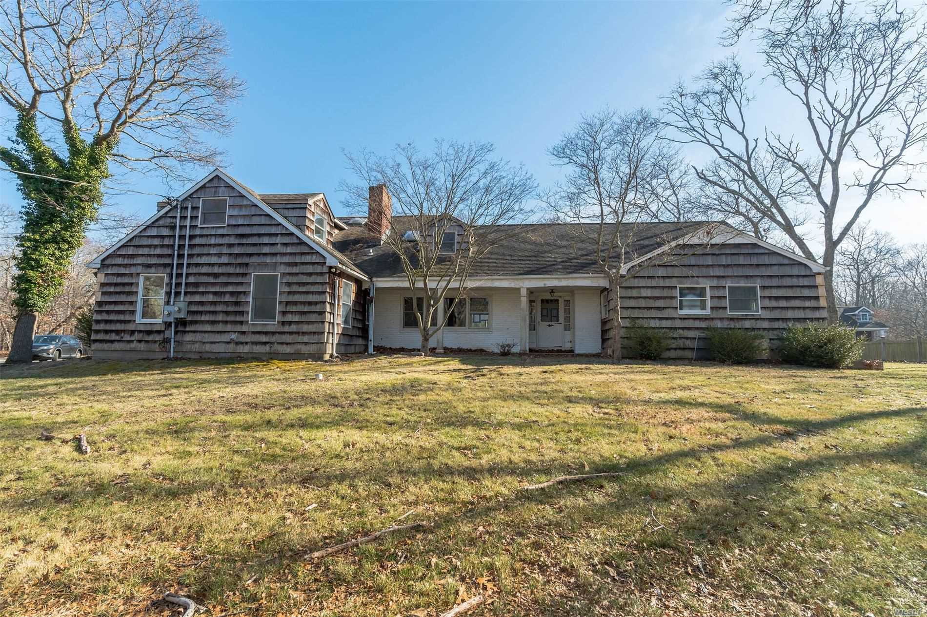Residential For Sale in 5 Private Rd, Mastic Beach, NY ,11951