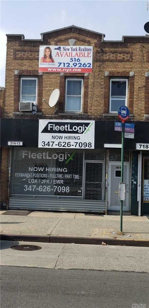 Commercial for sale in 21413 Jamaica Ave, Queens Village, NY ,11428