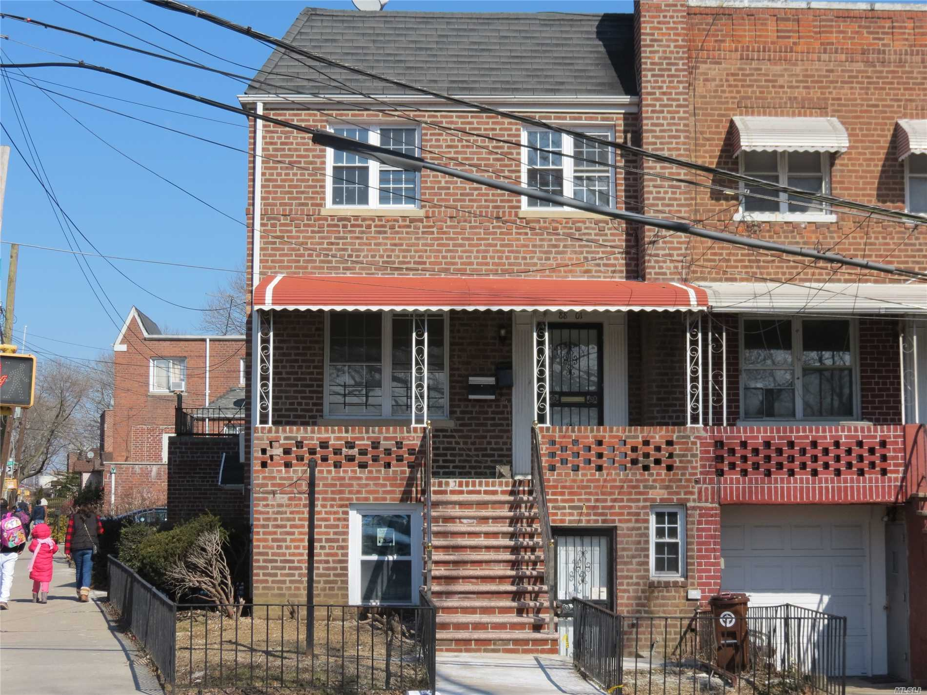 Residential For Sale in 88-01 208th St, Queens Village, NY ,11427