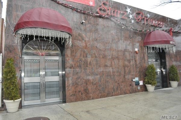 Commercial for sale in 107-11 101st Ave, Ozone Park, NY ,11416