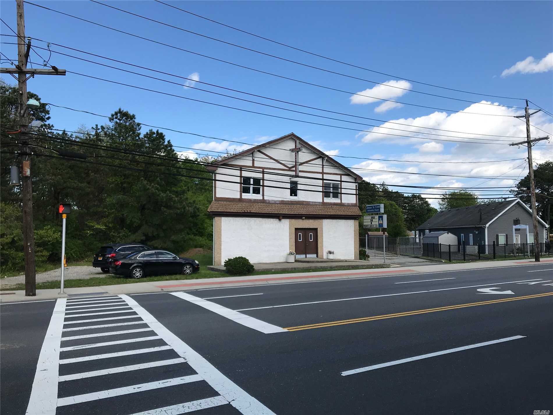 Commercial for sale in 309 Crooked Hill Rd, Brentwood, NY ,11717