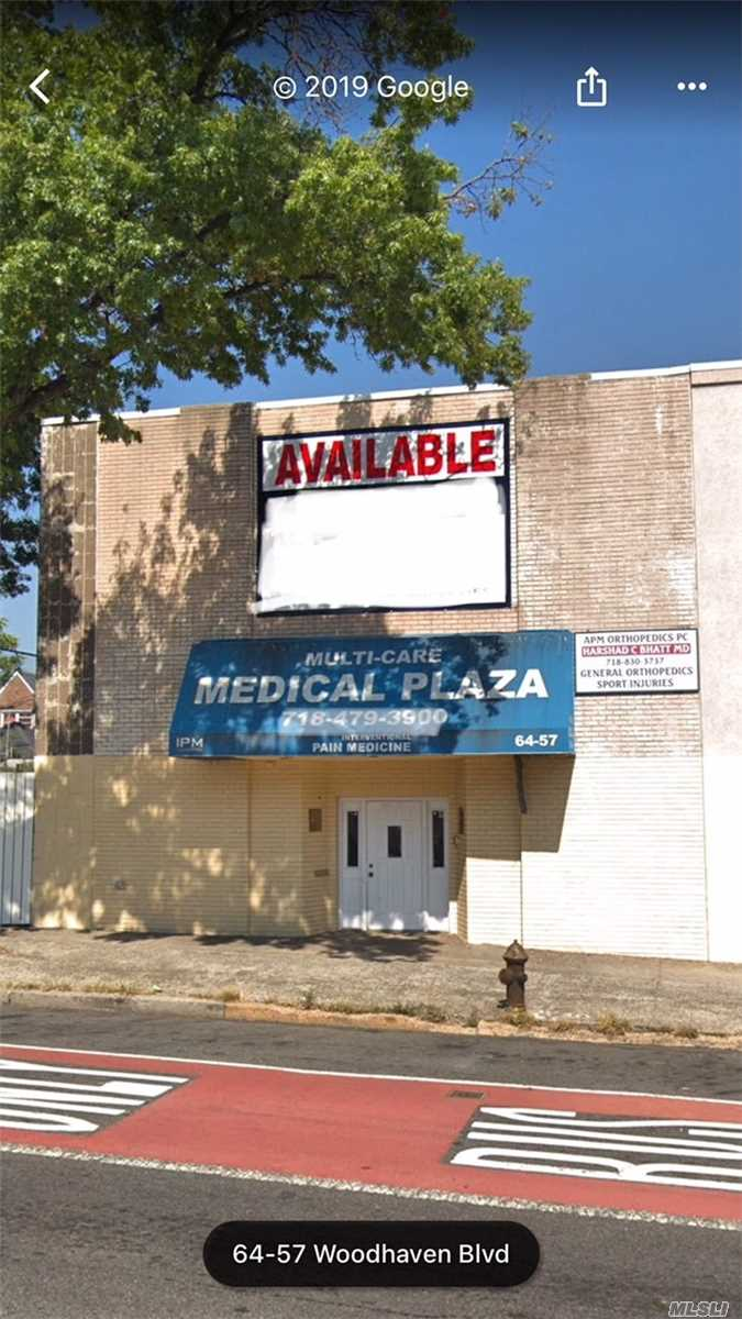 Commercial for sale in 64-57 Woodhaven Blvd, Rego Park, NY ,11374