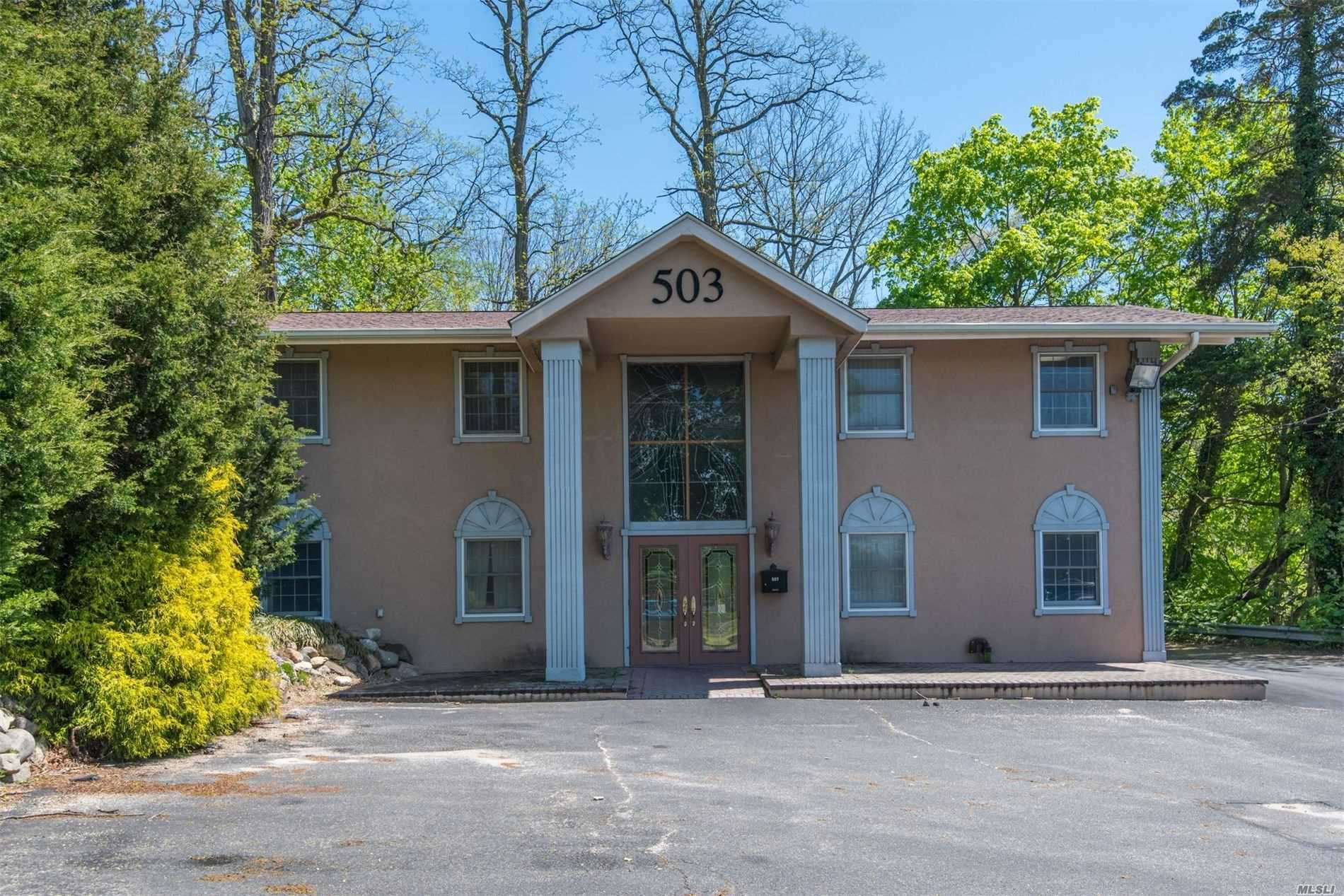 Commercial for sale in 503 Route 111, Hauppauge, NY ,11788