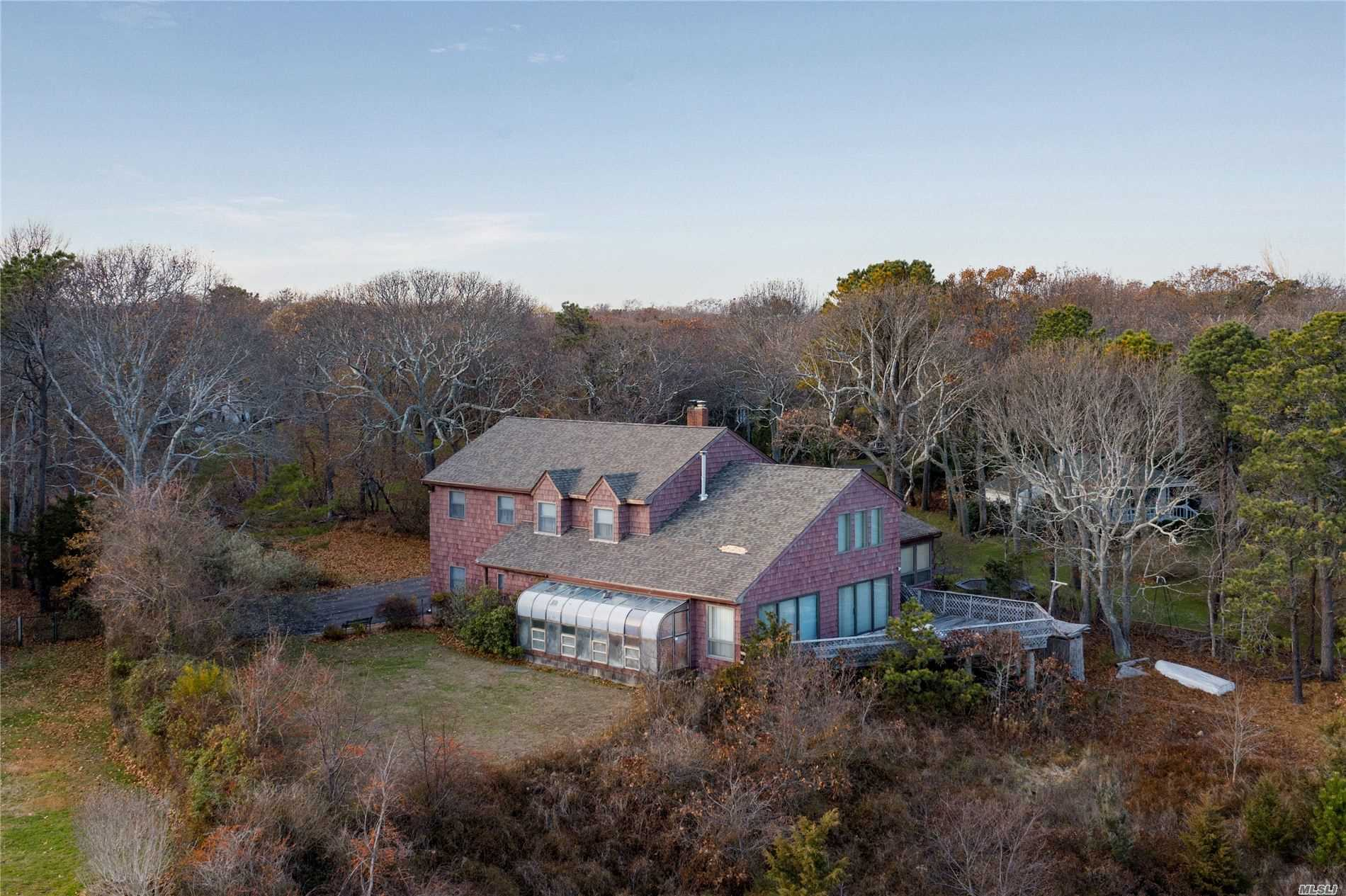 Residential For Sale in 183 Bay Ave, Hampton Bays, NY ,11946