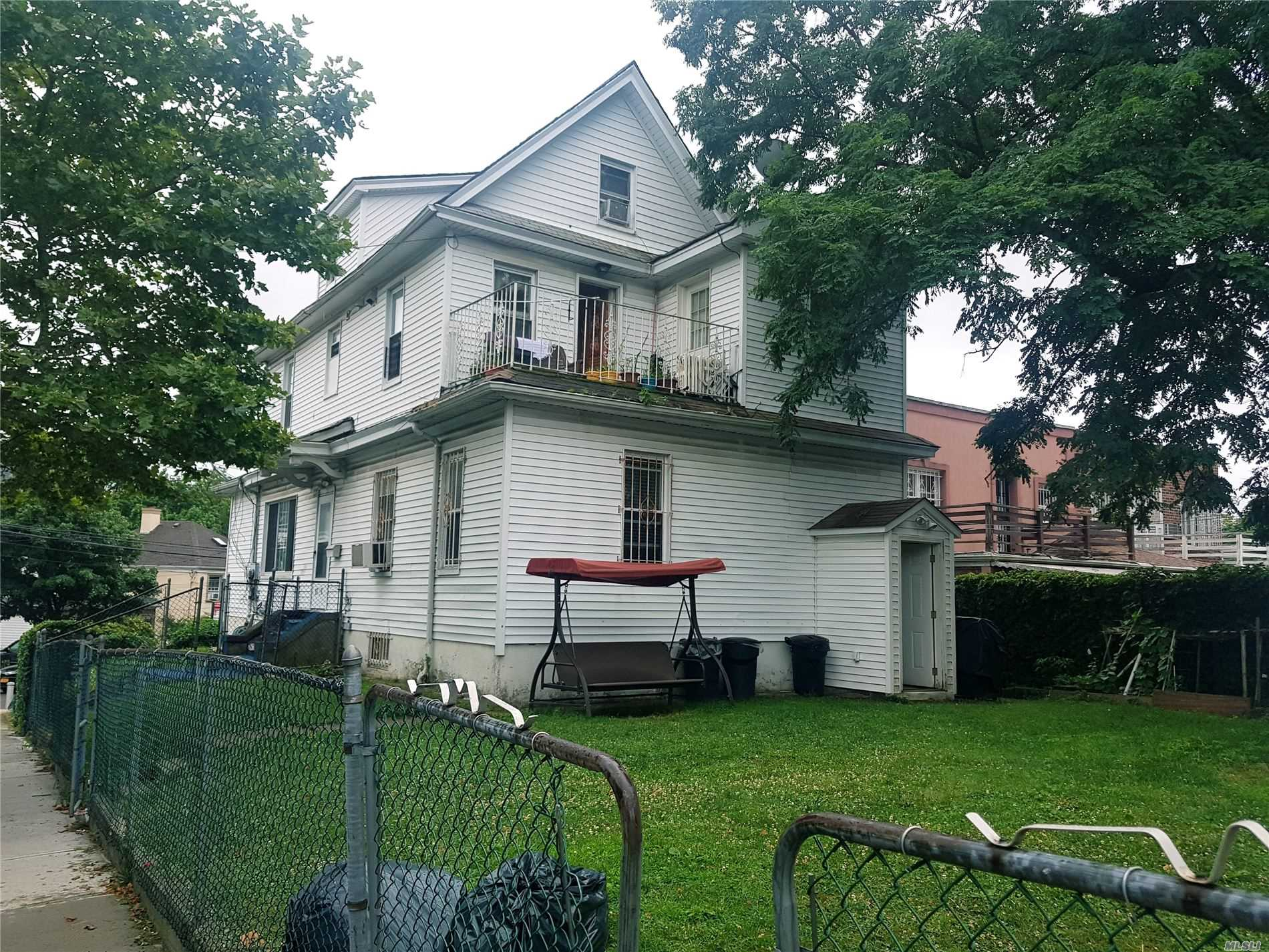 Residential For Sale in 8540 161st St, Jamaica Hills, NY ,11432