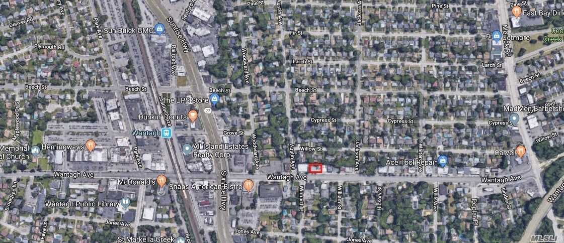 Commercial for sale in 2087-2095 Wantagh Ave, Wantagh, NY ,11793