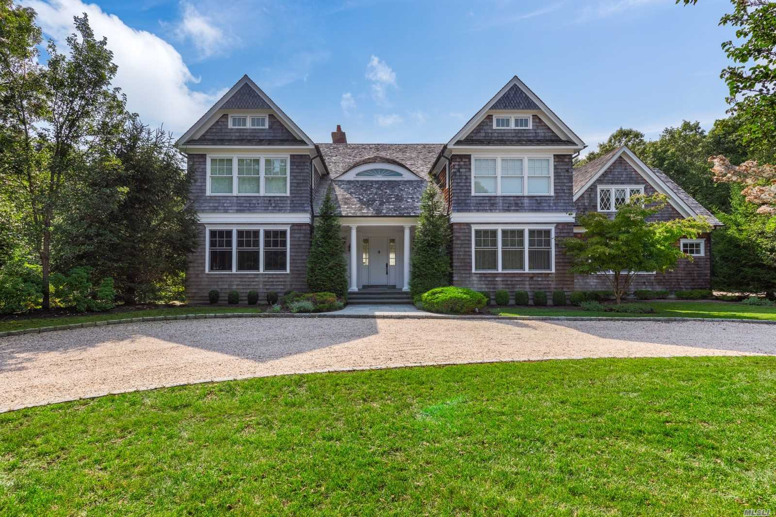 Residential For Sale in 1465 Noyac Path, Sag Harbor, NY ,11963