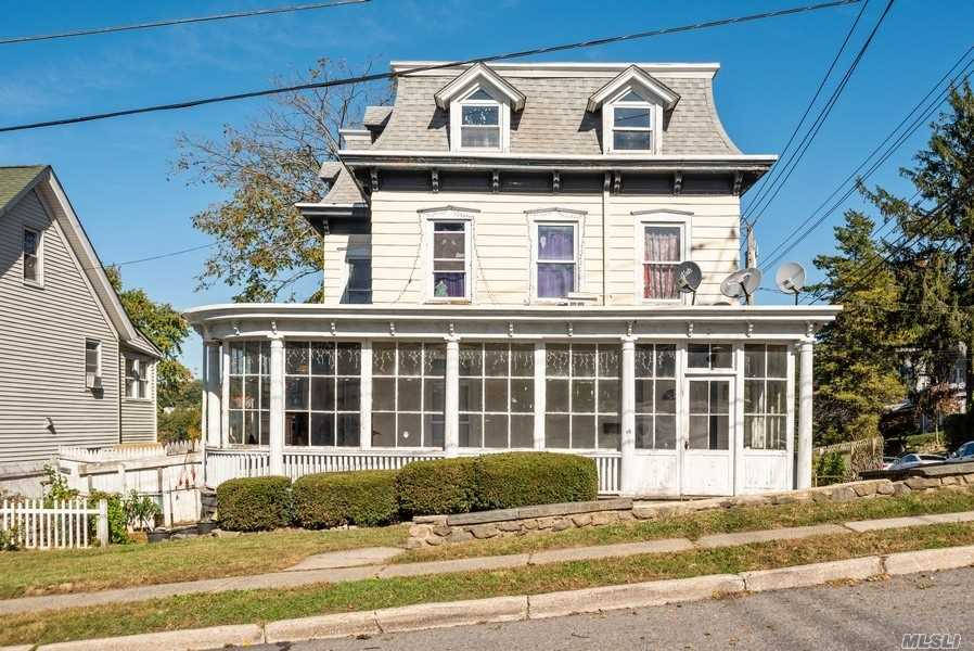 Residential For Sale in 27 Clinton Ave, Out Of Area Town, NY ,10562