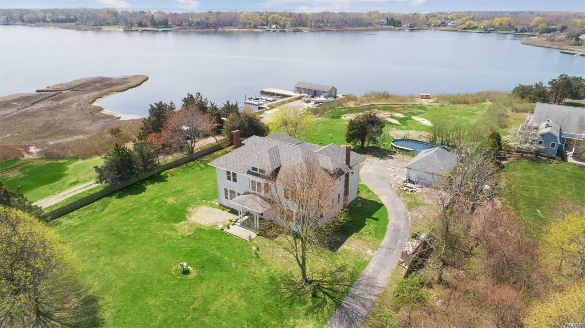 Residential For Sale in 100 Adelaide Ave, East Moriches, NY ,11940