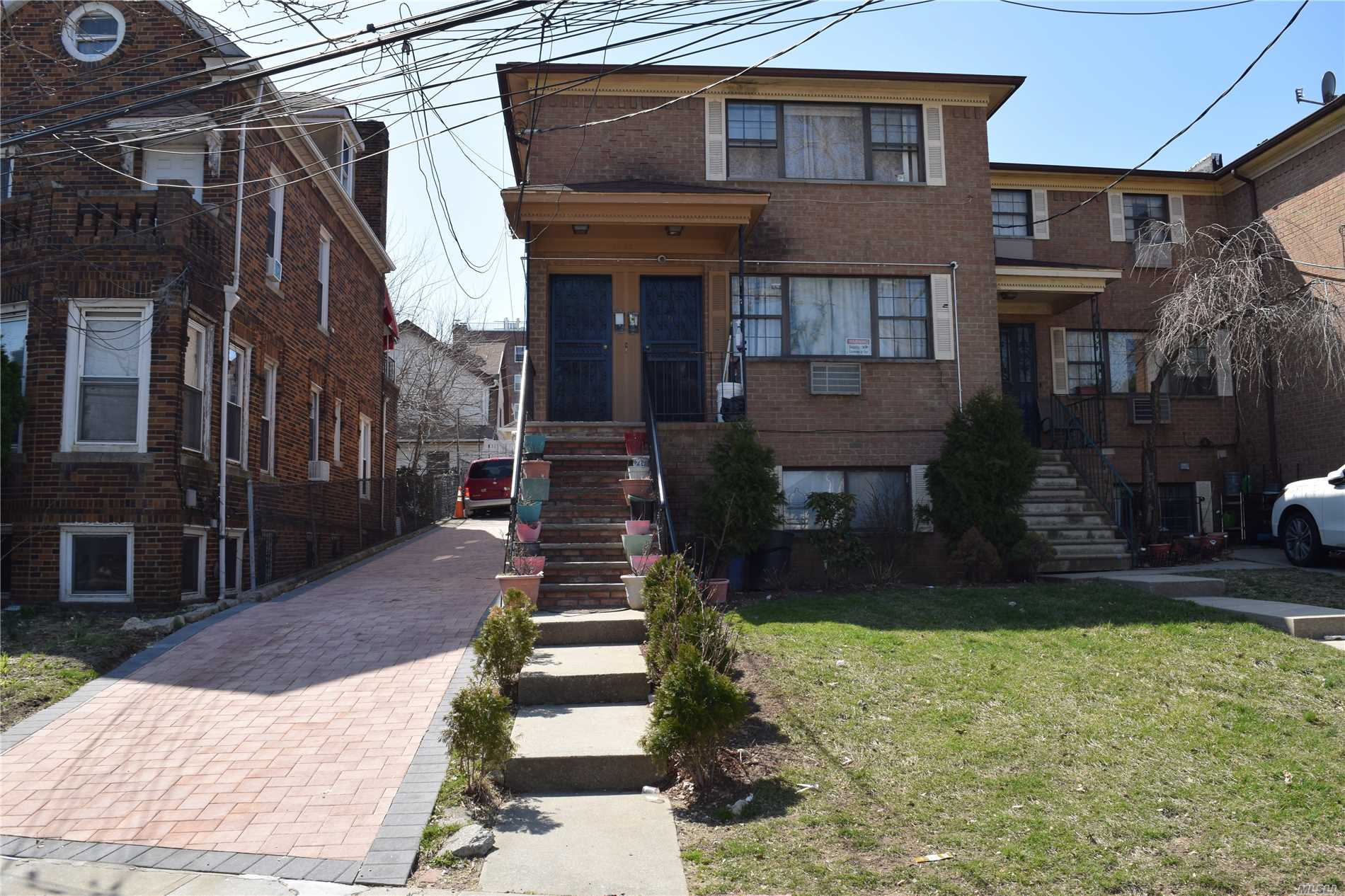 Residential For Sale in 84-42 170 street St, Jamaica Hills, NY ,11432