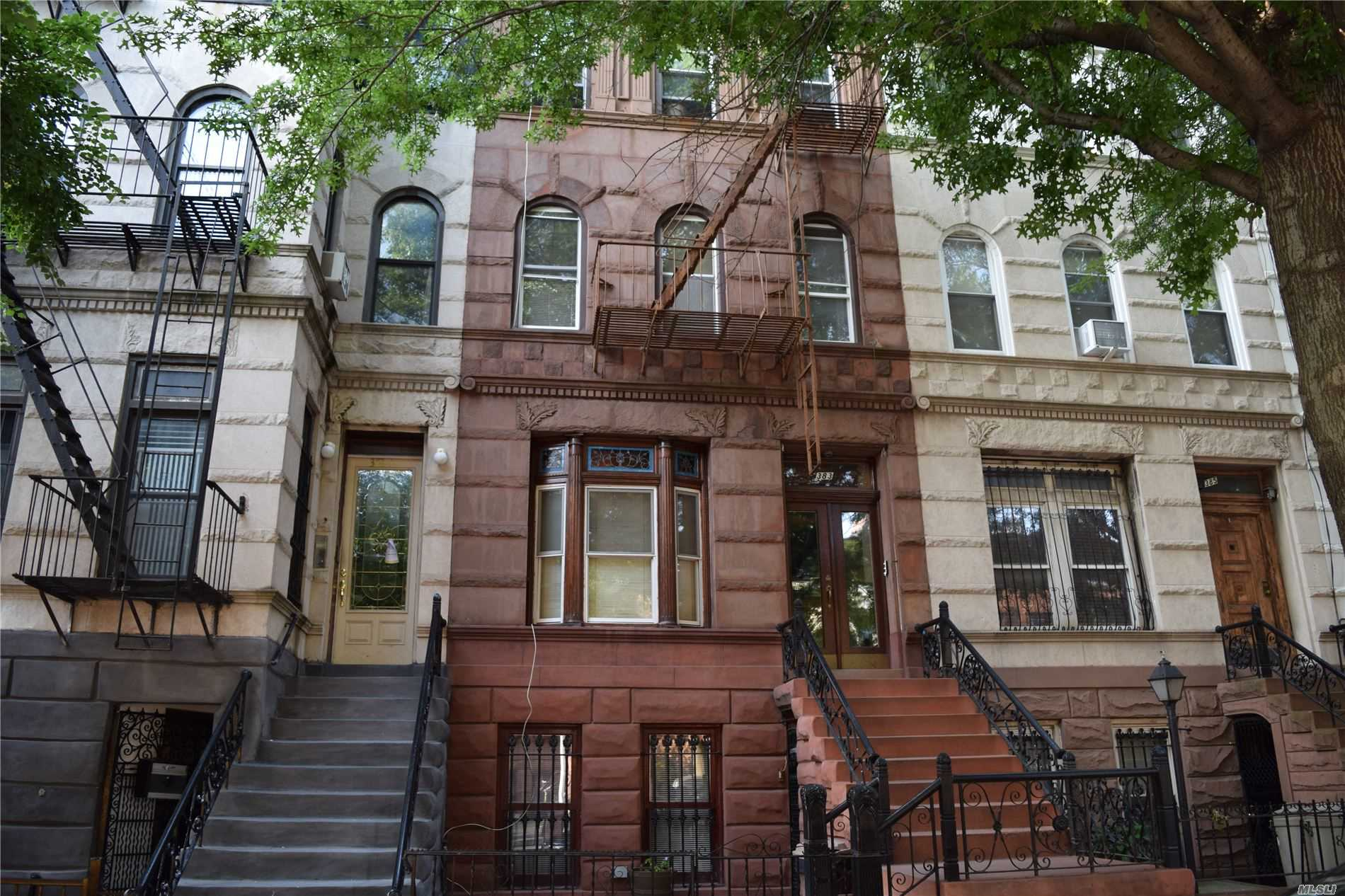 Residential For Sale in 383 Hancock St, Brooklyn, NY ,11216