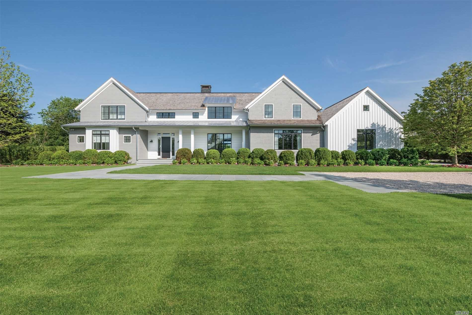 Residential For Sale in 138 Montrose Lane, Water Mill, NY ,11976