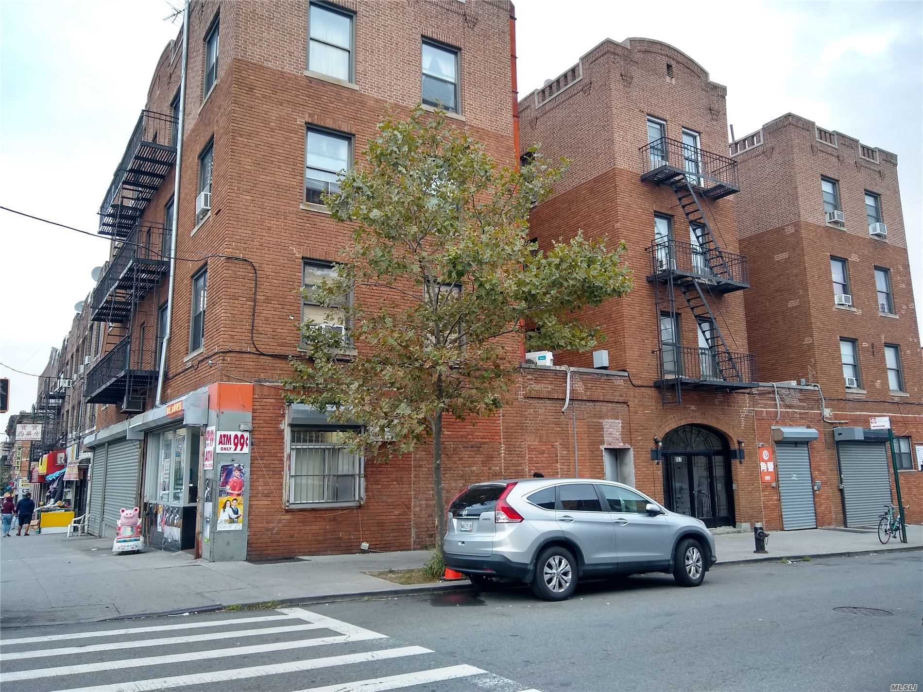 Commercial for sale in 4317-4323 8th Ave, Brooklyn, NY ,11232