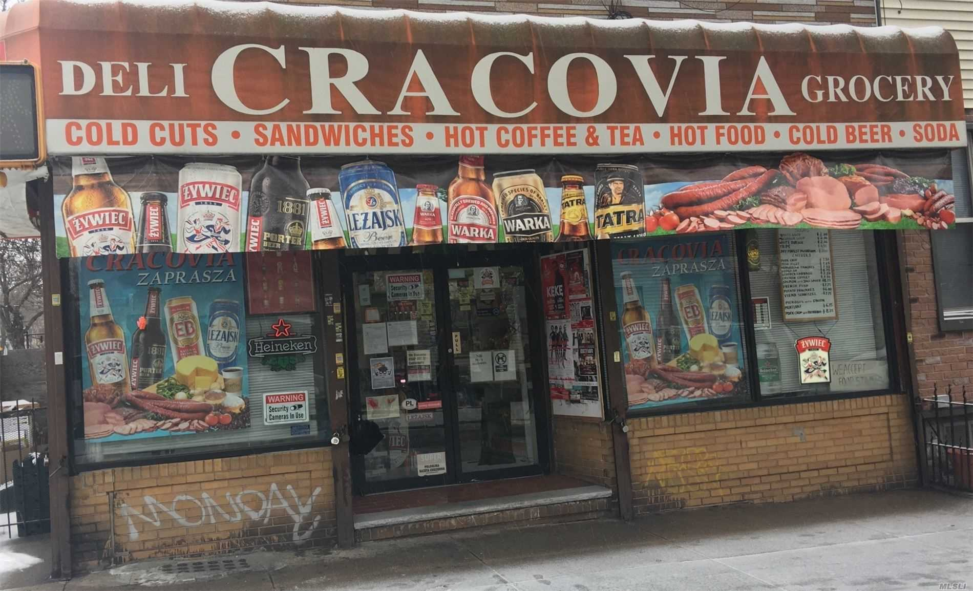 Residential For Sale in 501 Woodward Avenue, Ridgewood, NY ,11385