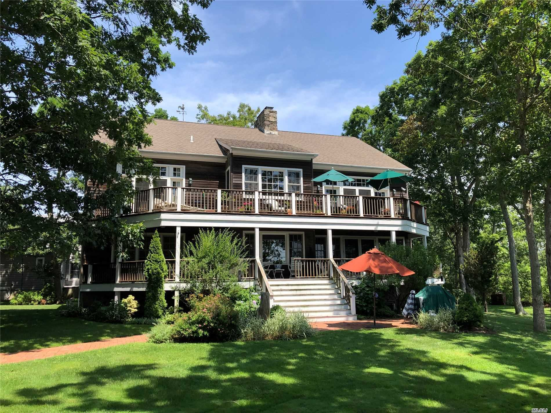 Residential For Sale in 1395 Sleepy Hollow Ln, Southold, NY ,11971
