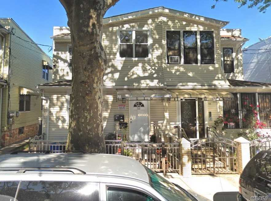 Residential For Sale in 53 Lincoln Ave, Cypress Hills, NY ,11208