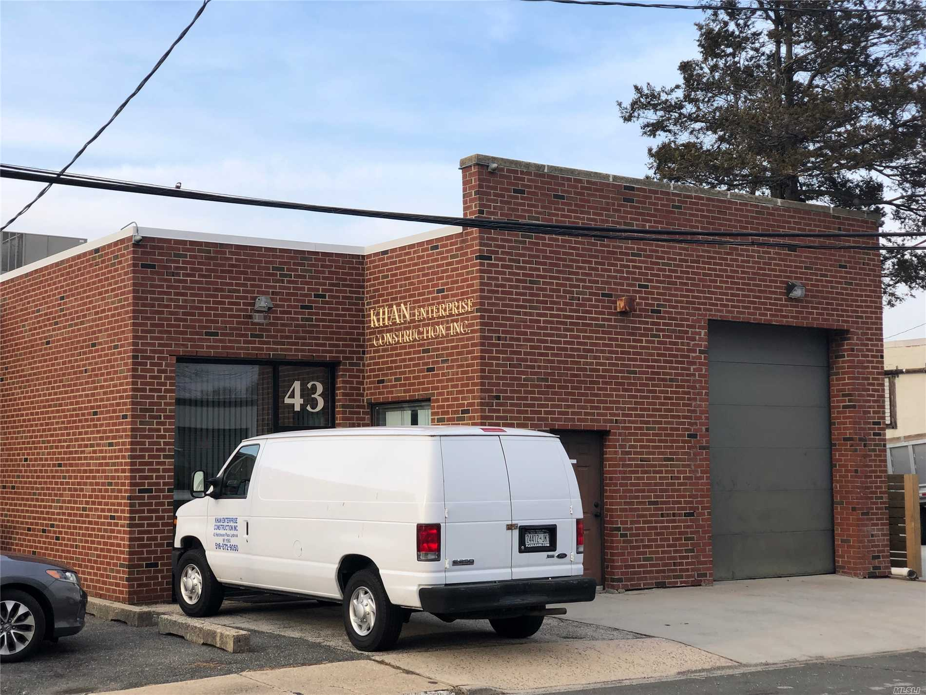 Commercial for sale in 43 Hutcheson Pl, Lynbrook, NY ,11563