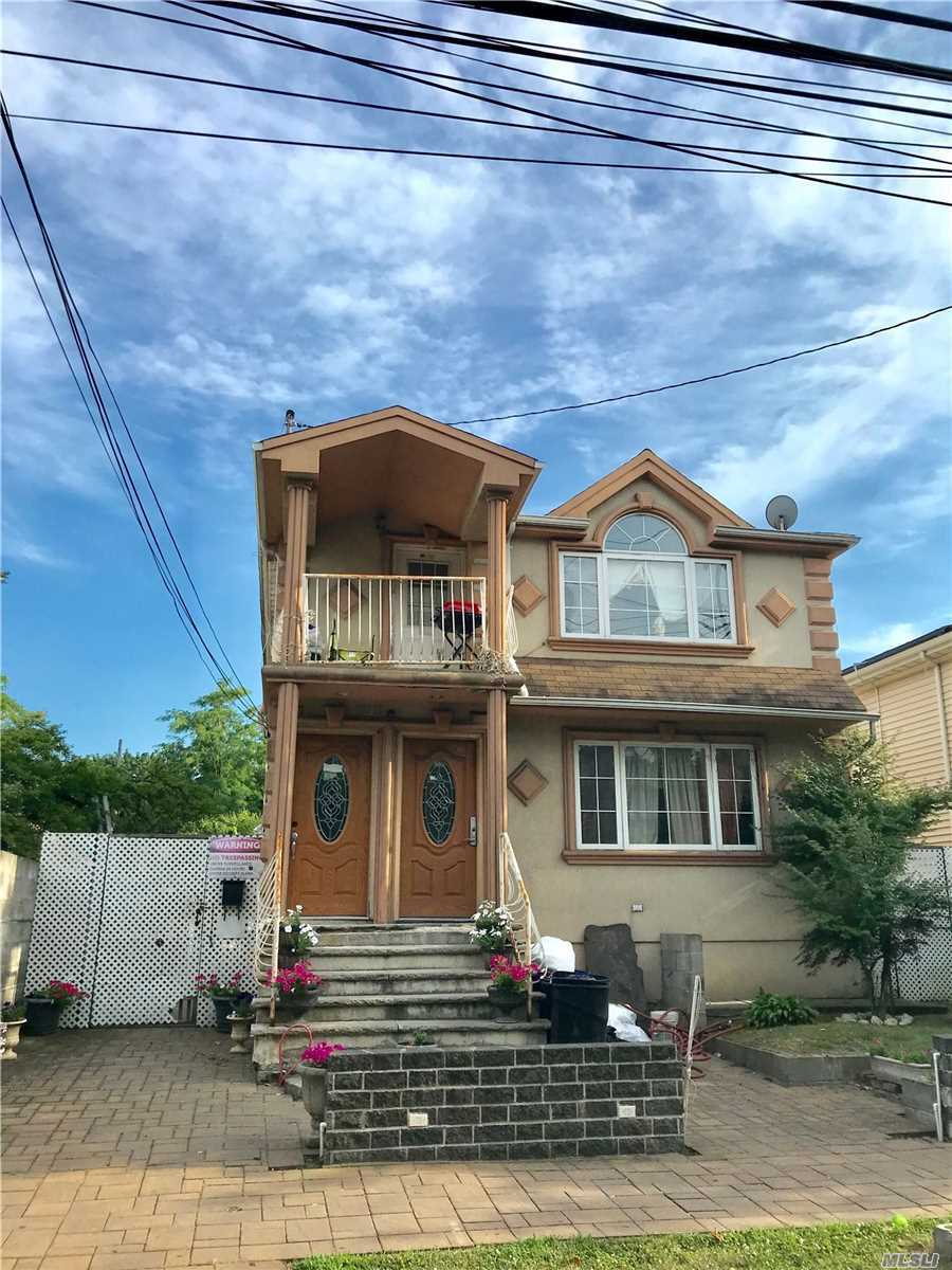 Residential For Sale in 130-12 Sutter Ave, S. Ozone Park, NY ,11420