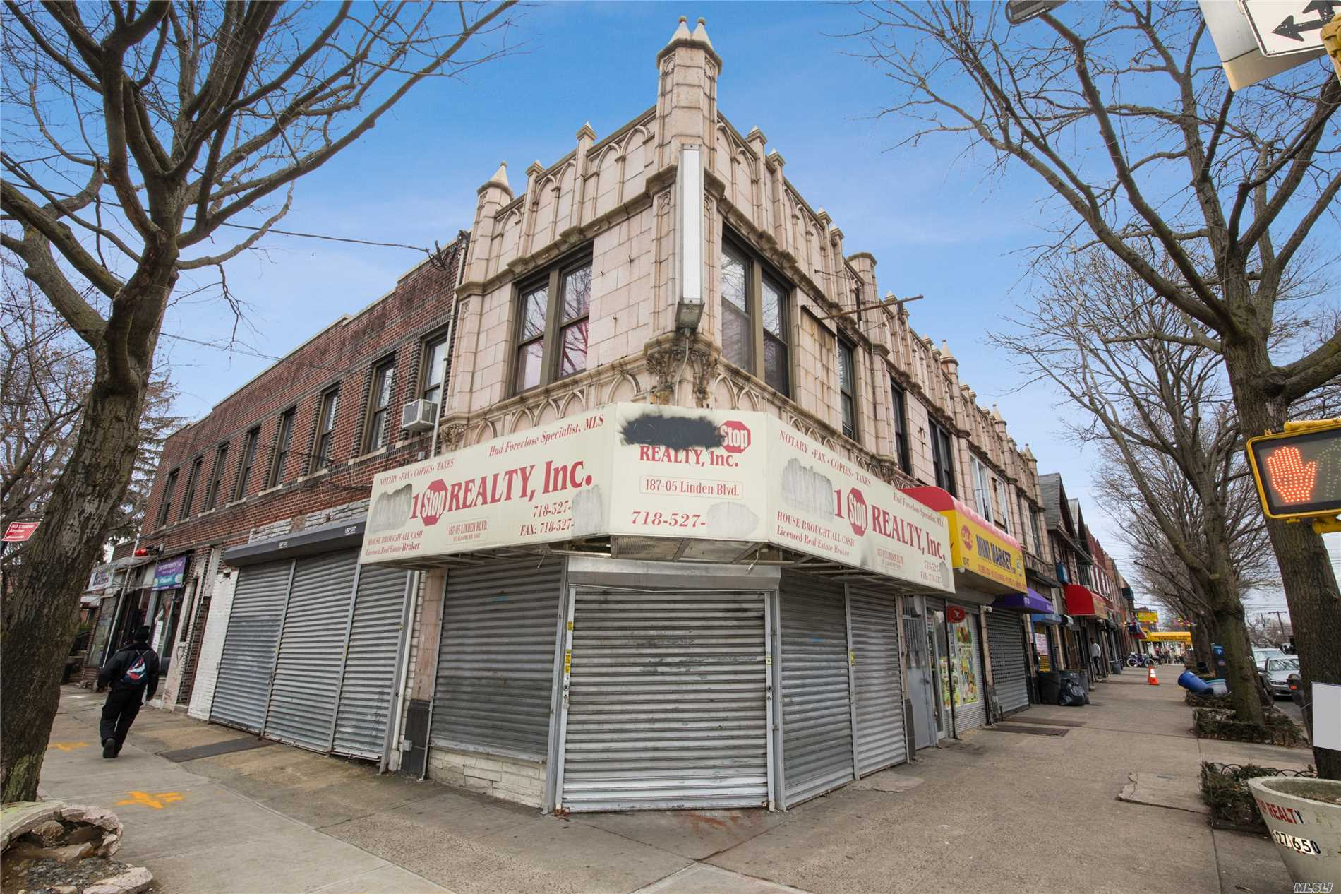 Commercial for sale in 187-05 Linden Blvd, St. Albans, NY ,11412