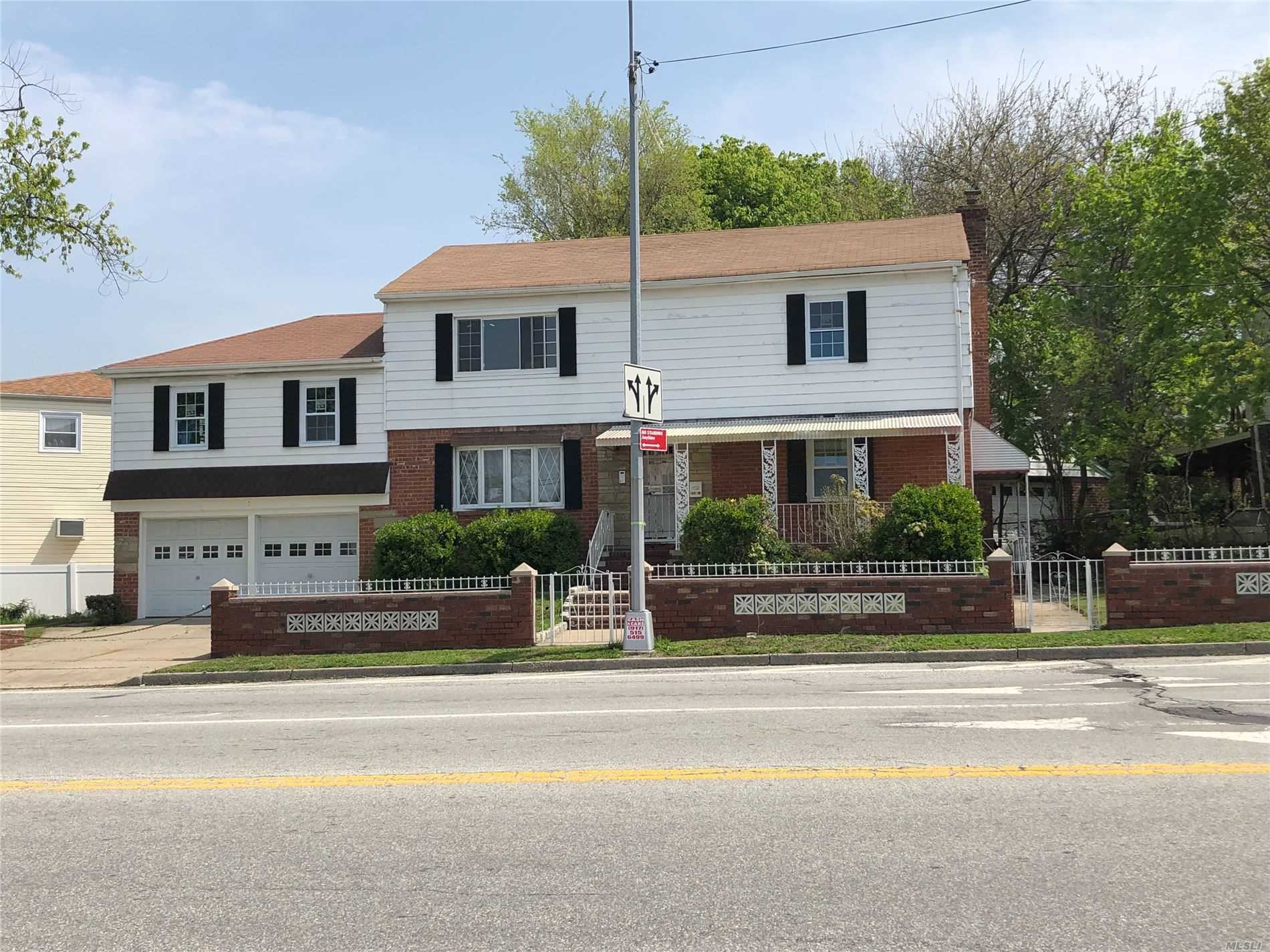 Residential For Sale in 118-69 Francis Lewis Blvd, Cambria Heights, NY ,11411