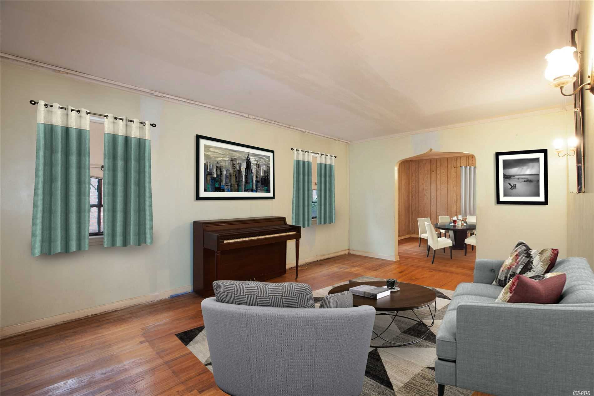 Residential For Sale in 209-71 Whitehall Ter, Hollis Hills, NY ,11427