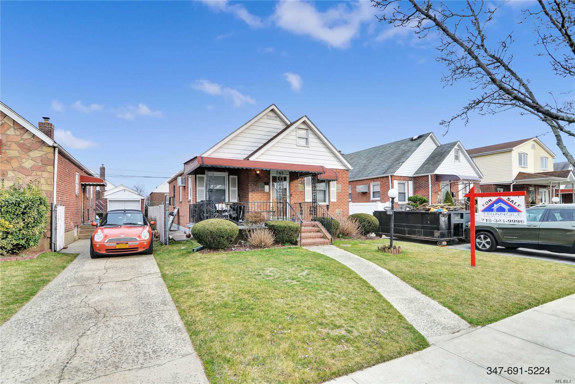 Residential For Sale in 118-43 227th Street, Cambria Heights, NY ,11411