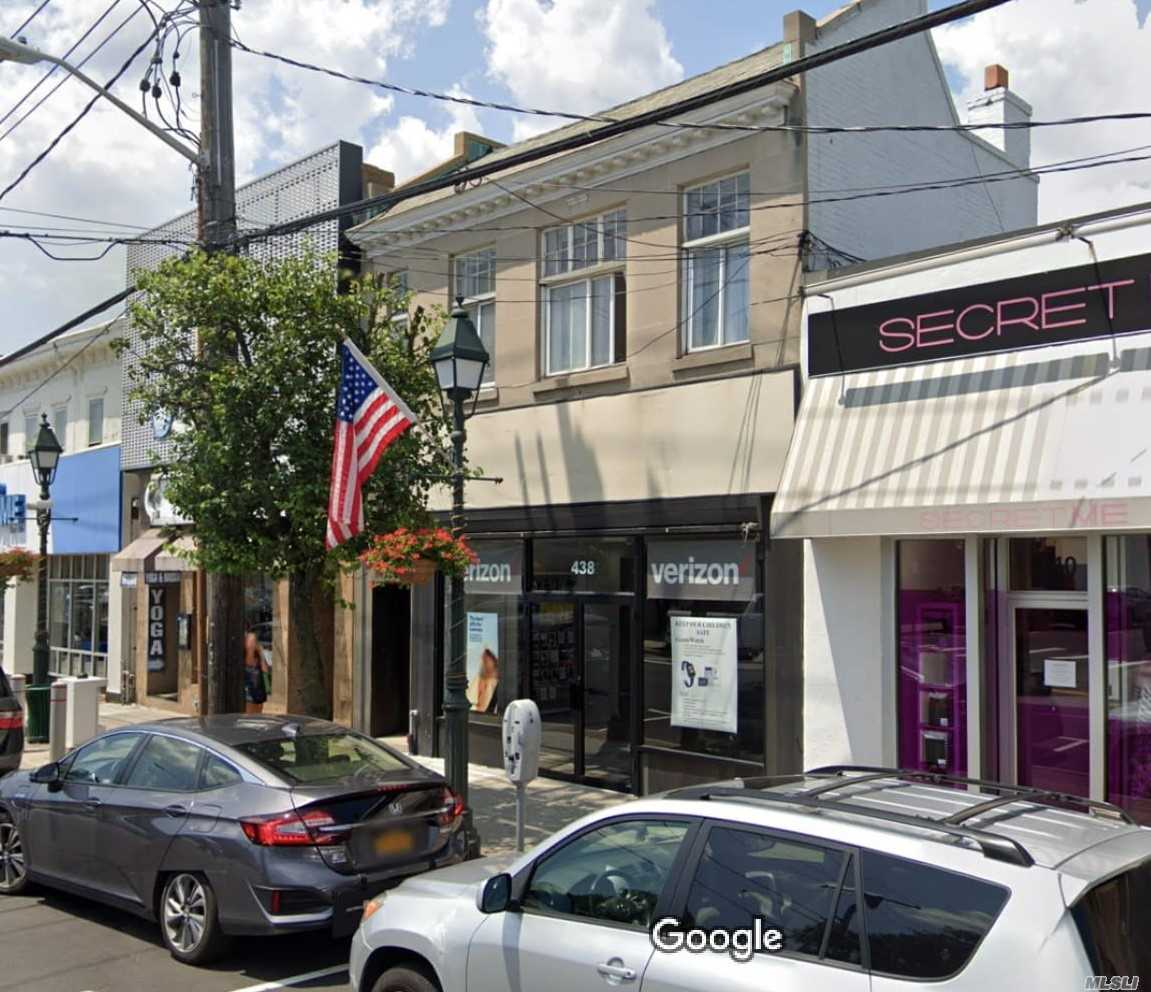 Commercial for lease in 438R Central Avenue, Cedarhurst, NY ,11516