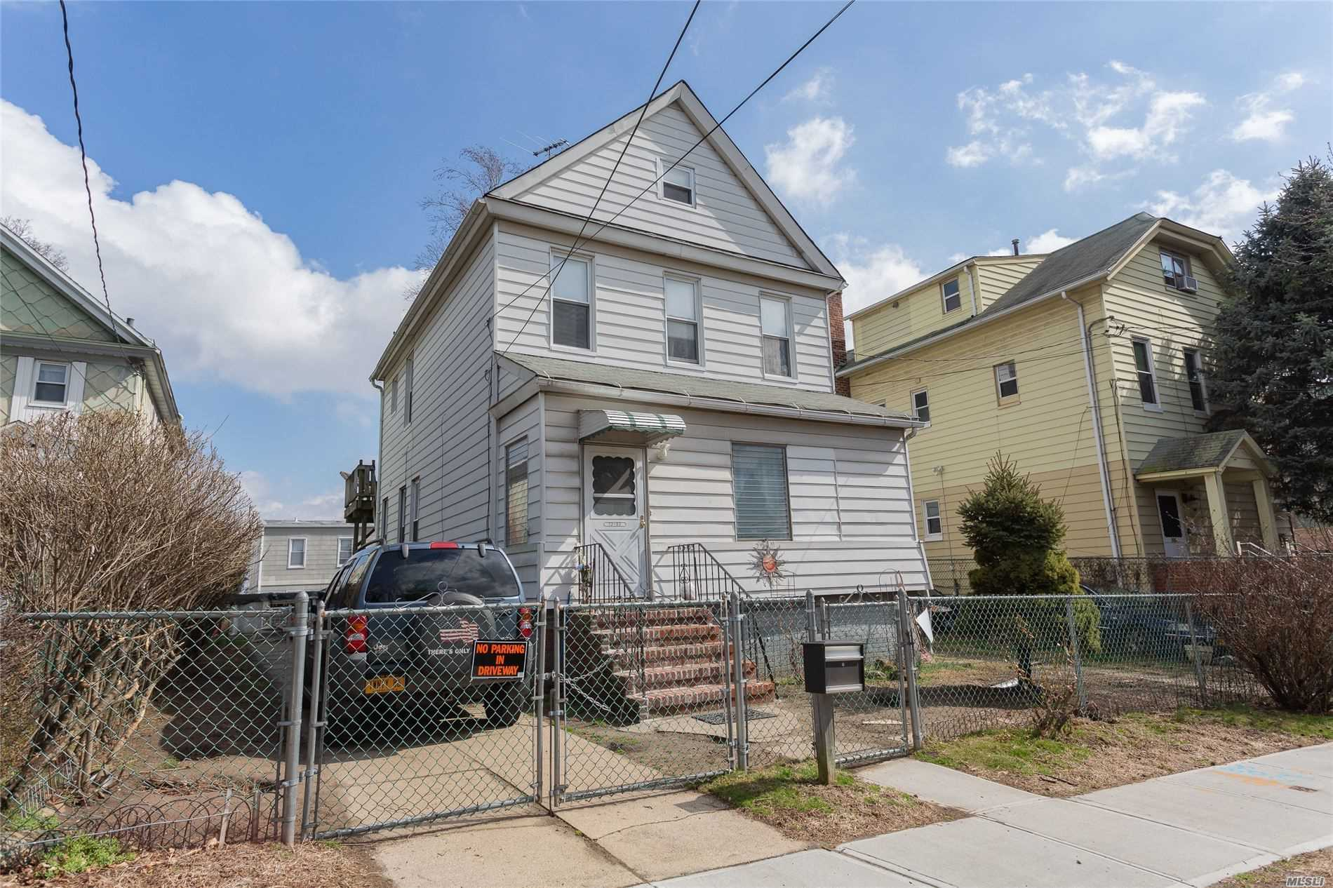 Residential For Sale in 13-03 123 Street, College Point, NY ,11356