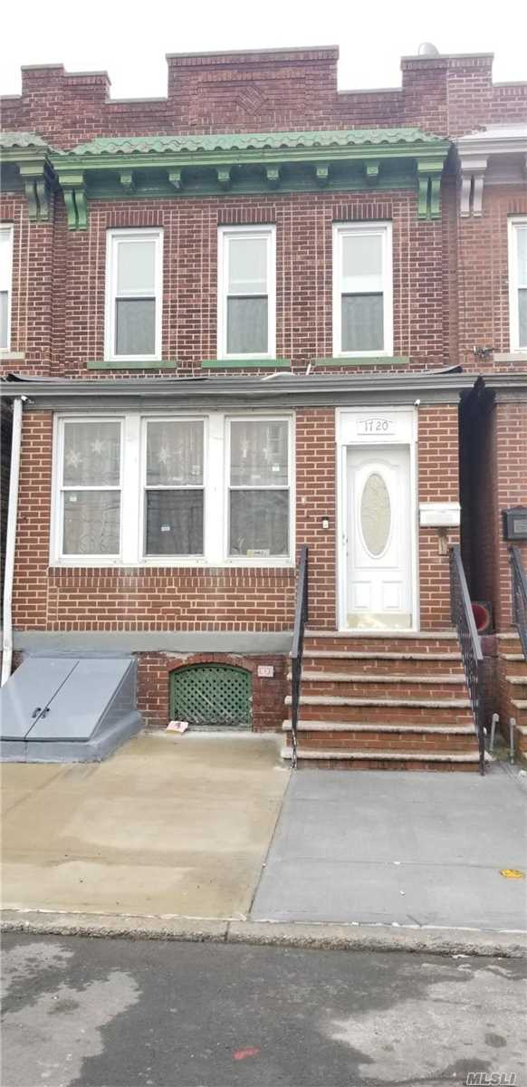 Residential For Sale in 17-20 George St, Ridgewood, NY ,11385