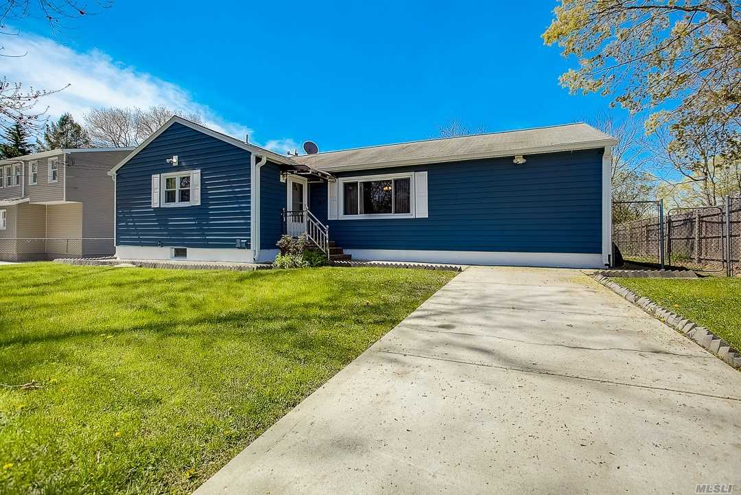 Residential For Sale in 234 Root Avenue, Central Islip, NY ,11722