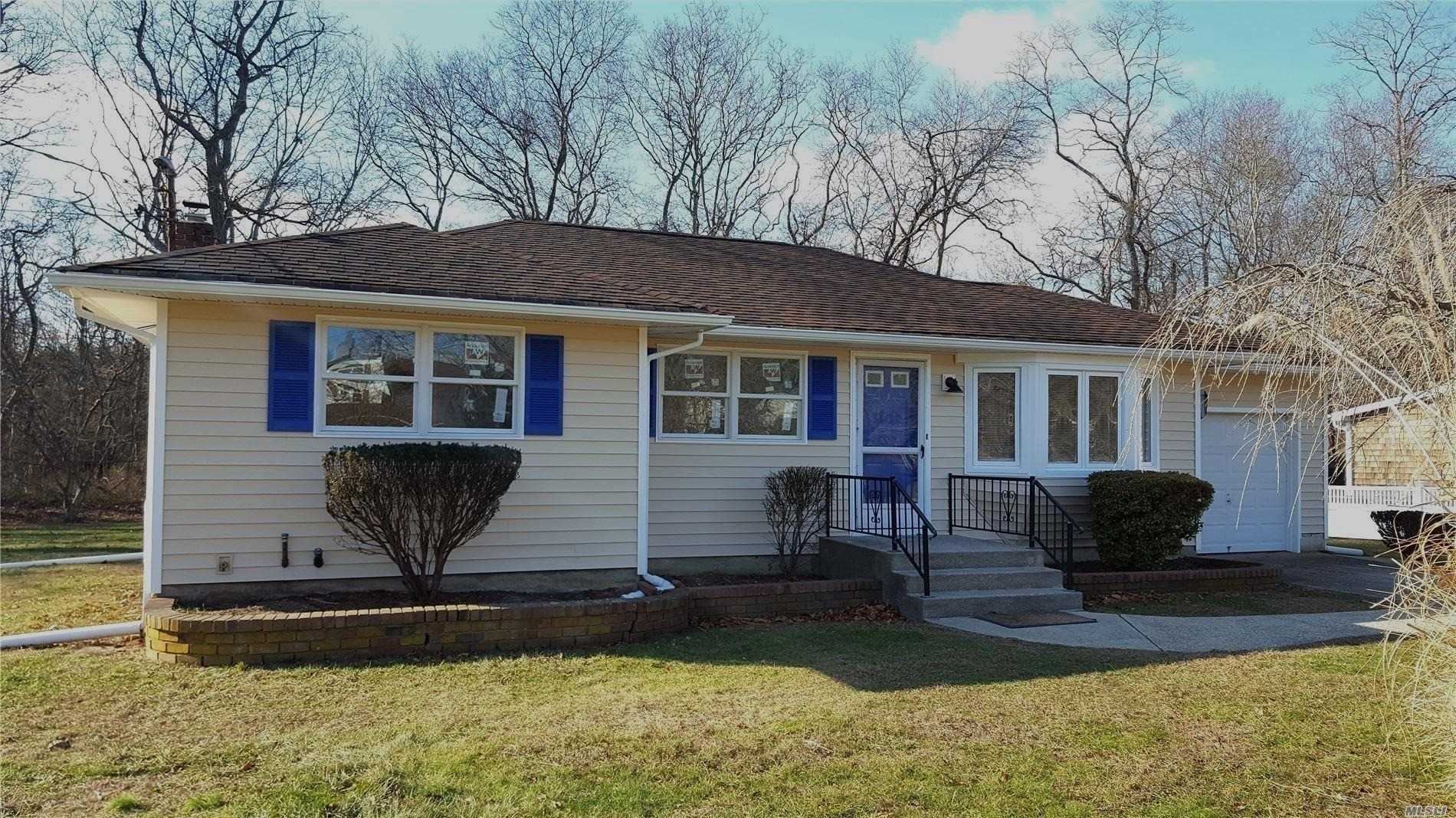 Residential For Sale in 32 Newport Beach Boulevard, East Moriches, NY ,11940