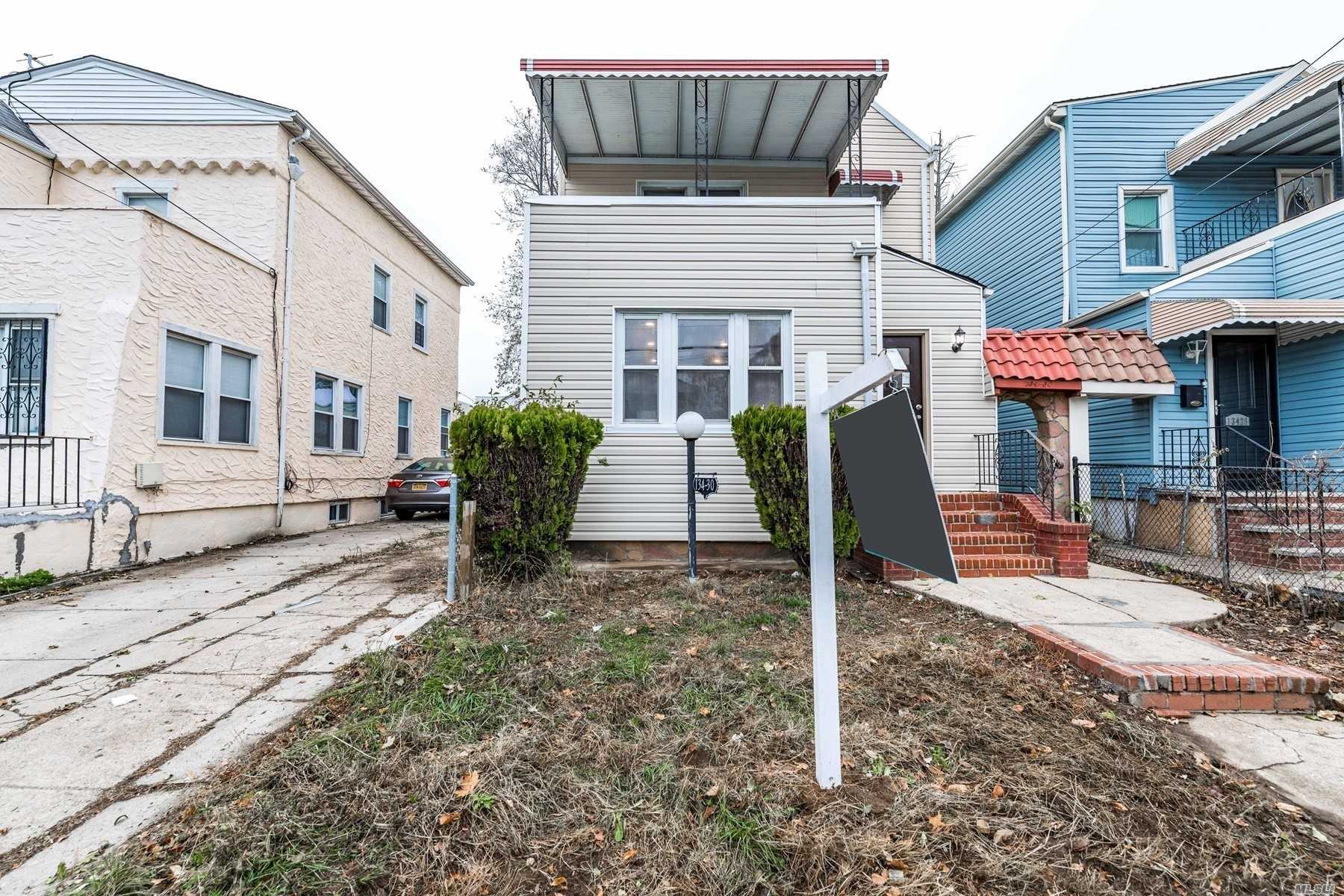 Residential For Sale in 134-30 234th Street, Rosedale, NY ,11422