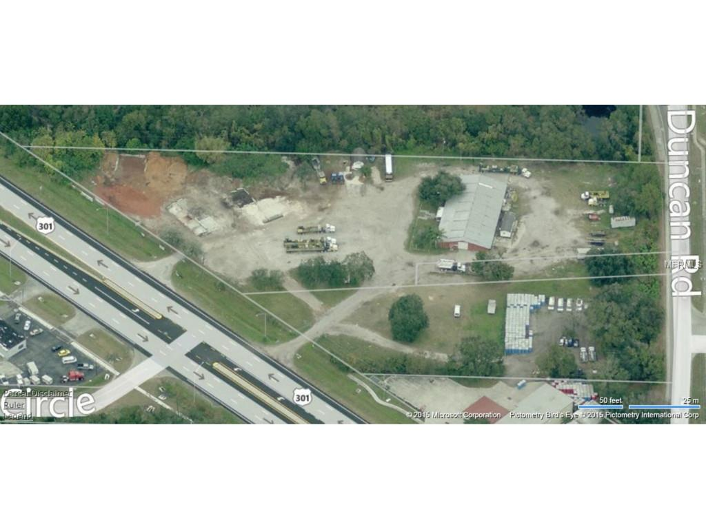 Land for sale in 6348 Us 301 HIGHWAY S, Riverview, Florida ,33578