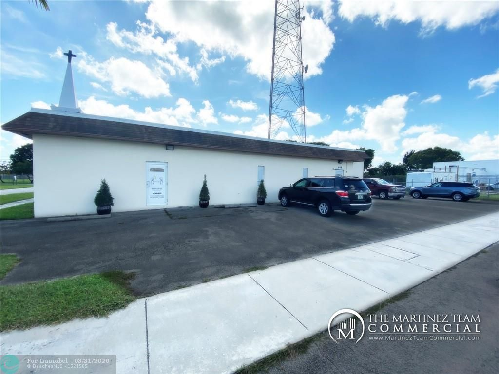 Commercial for sale in 455 N Flagler Ave, Homestead, Florida ,33030