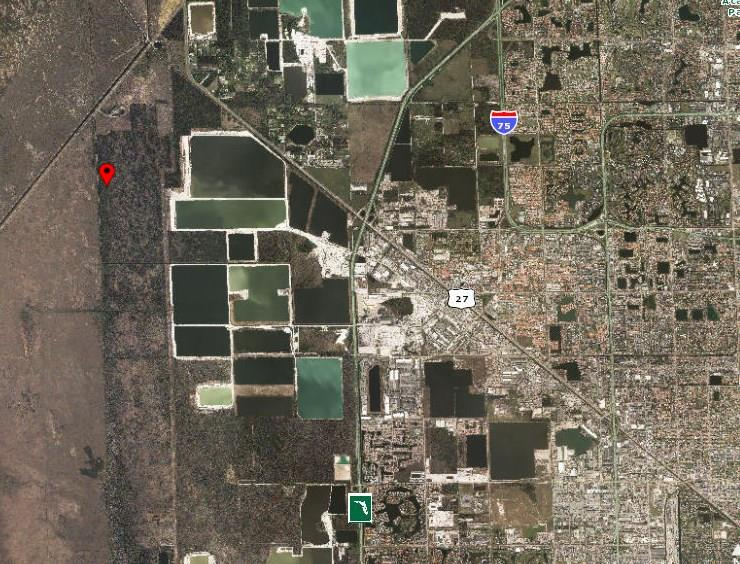 Land for sale in nw 157th ave, Doral, Florida ,33178
