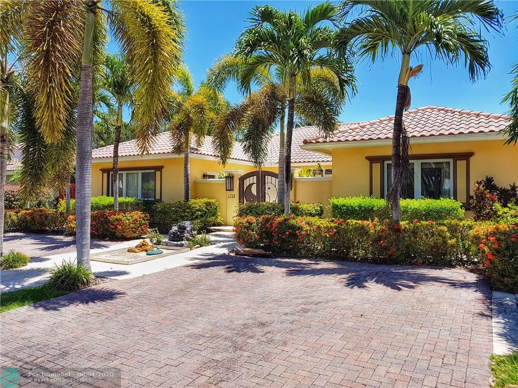 Single Family Home for sale in 2218 NE 15th Ter, Wilton Manors, Florida ,33305