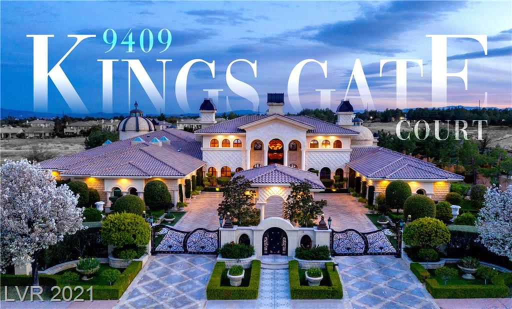 Residential For Sale in 9409 Kings Gate Court, Las Vegas, Nevada ,89145